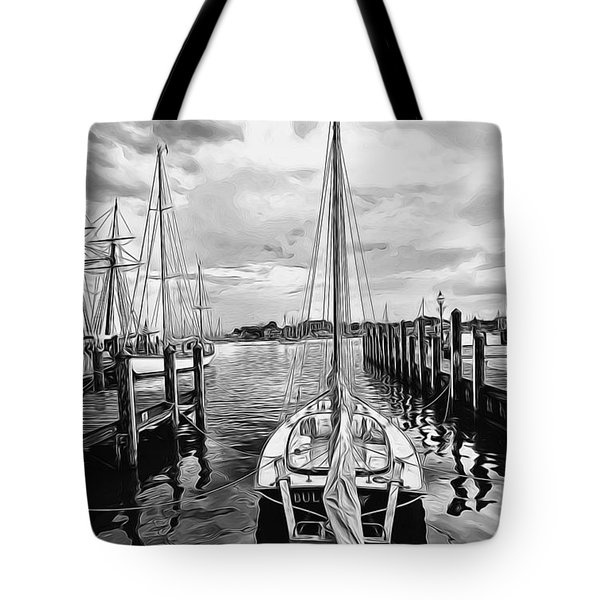 Ready To Set Sail Tote Bag