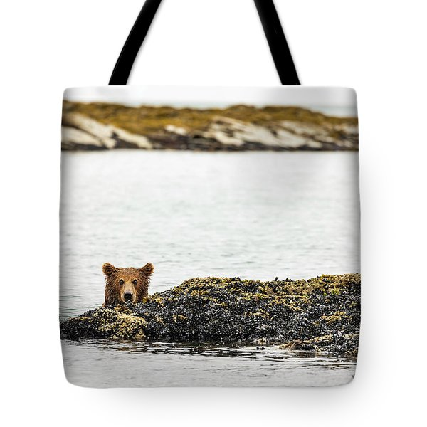 Ready To Swim Tote Bag
