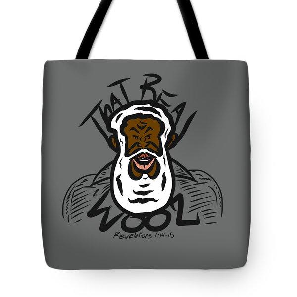 Real Wool Tote Bag