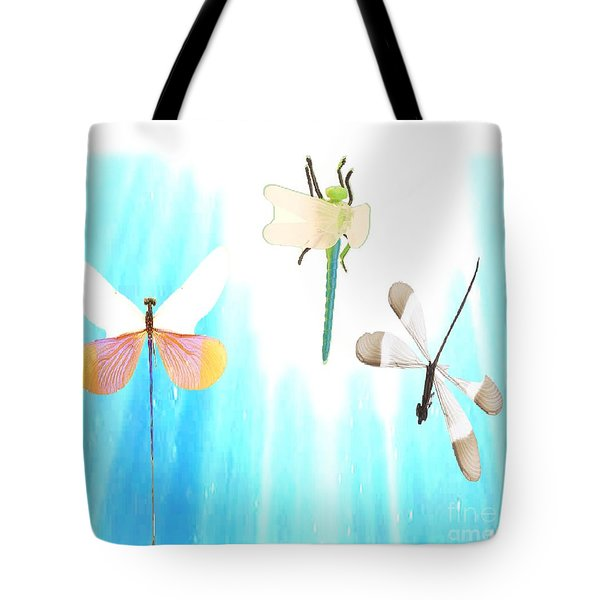 Realization Of Life Tote Bag
