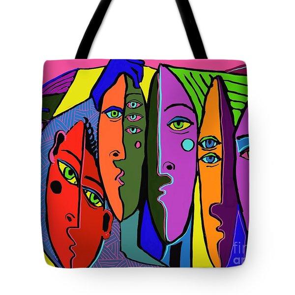 Really? Tote Bag by Hans Magden