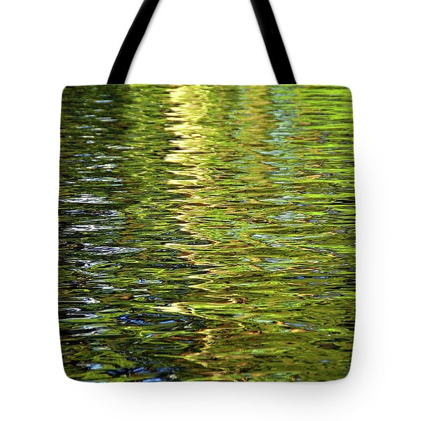 Tote Bag featuring the photograph Reams Of Light by Lynda Lehmann