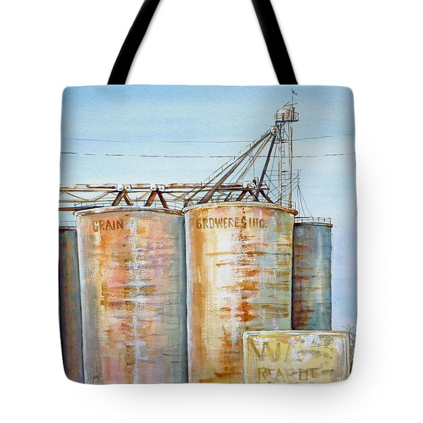 Rearden Grainery Tote Bag