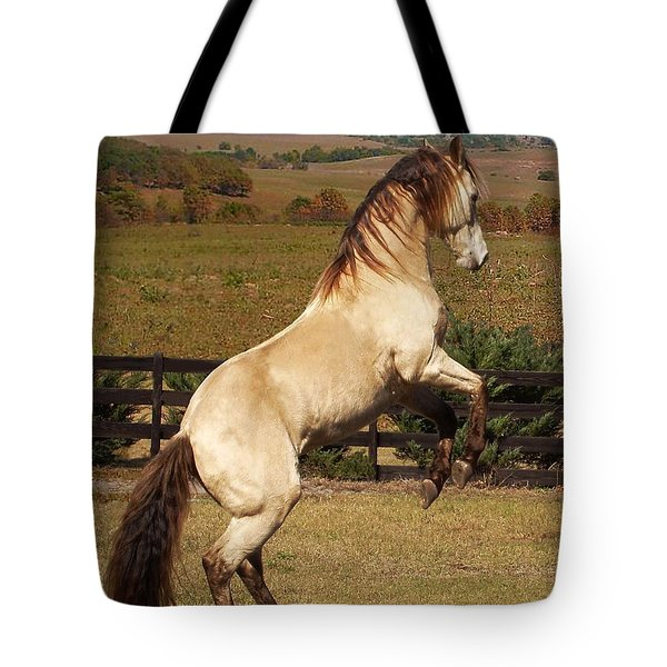 Wild At Heart Tote Bag by Barbie Batson