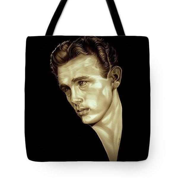 Rebel Tote Bag by Fred Larucci
