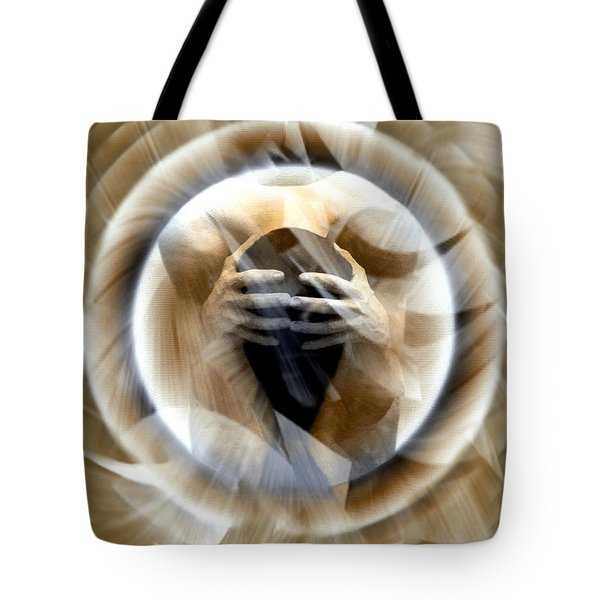 Rebirth Tote Bag by Kurt Van Wagner
