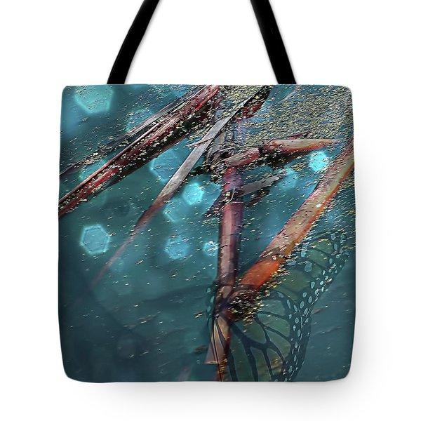 Rebirth Tote Bag by Lauren Radke
