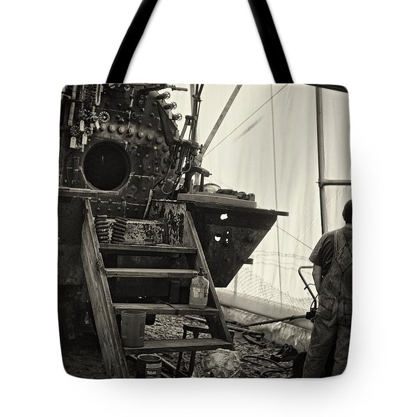 Rebirth Of No. 18 Tote Bag