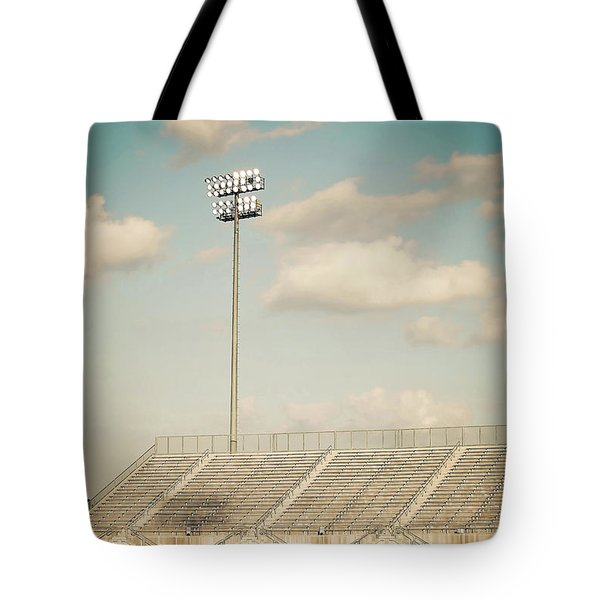 Tote Bag featuring the photograph Recalling High School Memories by Trish Mistric