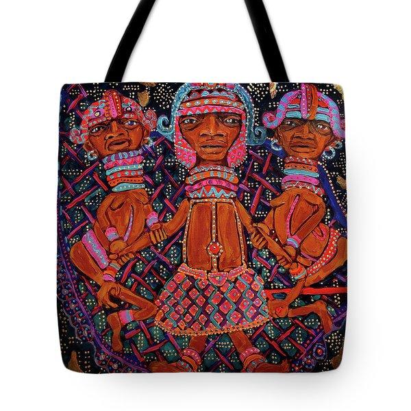 reCalling the Spirit Attendants Tote Bag