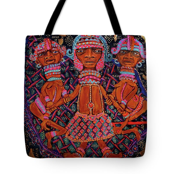 reCalling the Spirit Attendants Tote Bag