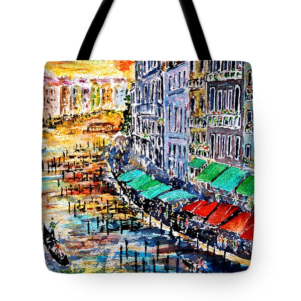 Recalling Venice 03 Tote Bag