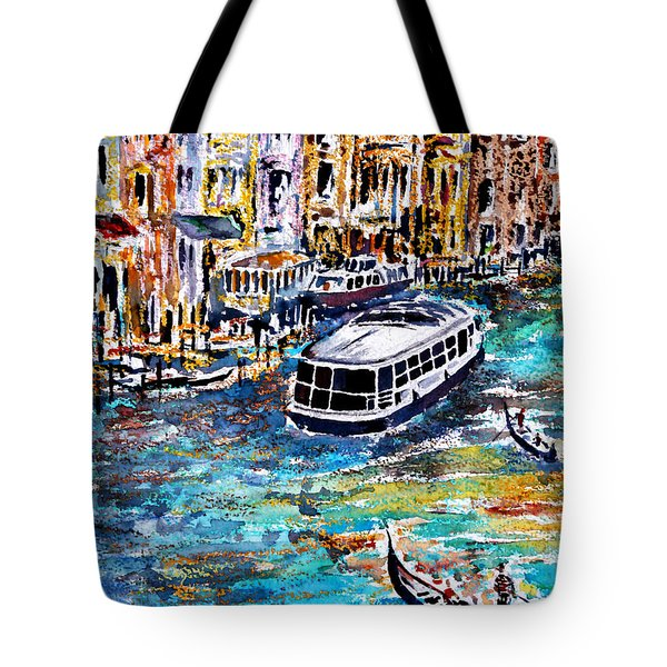 Recalling Venice 04 Tote Bag