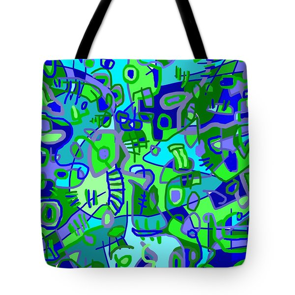 Recess Tote Bag by Jeff Gater