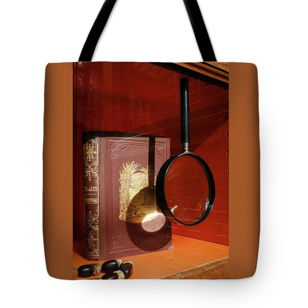 Recipe For Disaster At The Museum Tote Bag