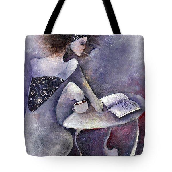 Recipies Book Tote Bag