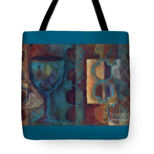 Reciprocation Tote Bag