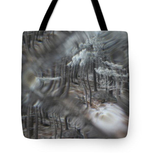 Recital For The Cold And The Eyes - Fourth Movement Tote Bag