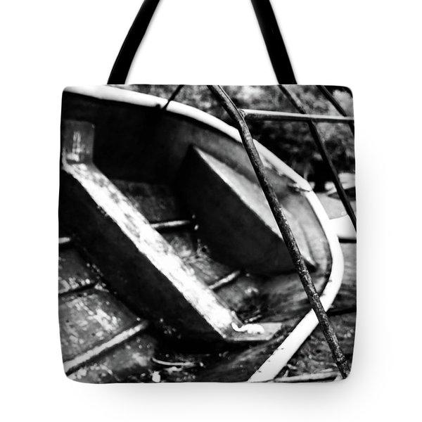 Reckage Tote Bag