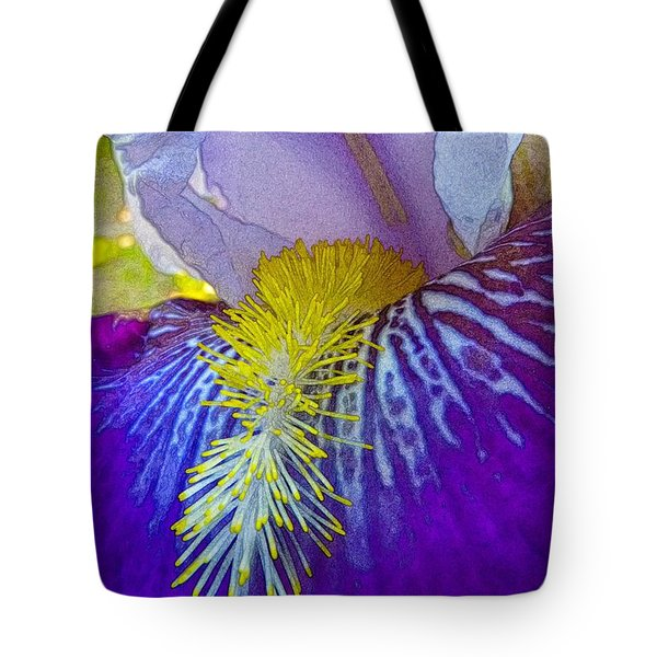 Recollection Spring 3 Tote Bag by Jean Bernard Roussilhe