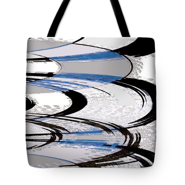 Records Tote Bag by Lenore Senior