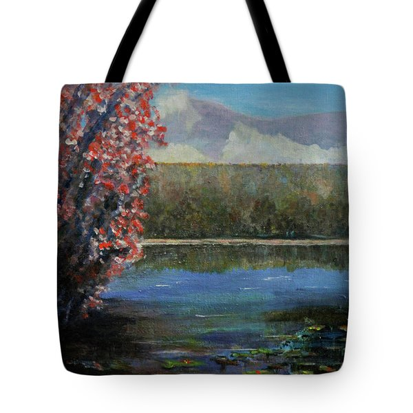 Recovery Tote Bag by Dottie Branchreeves