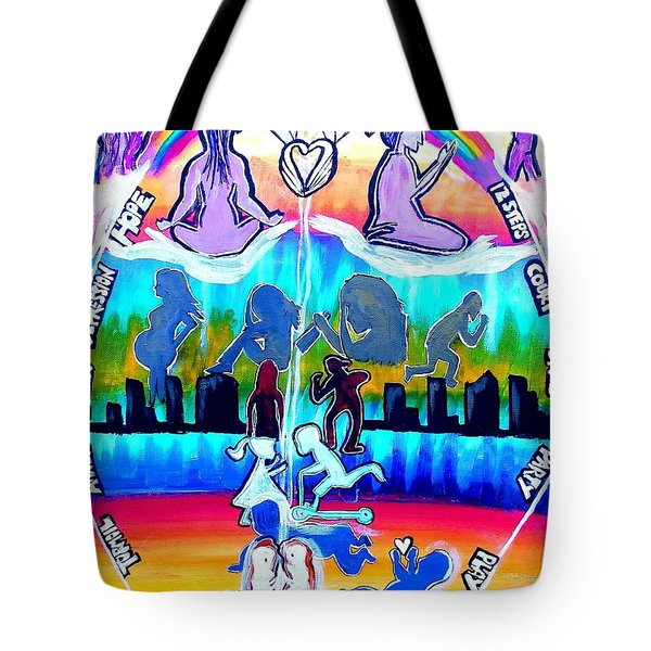 Recovery Works Tote Bag