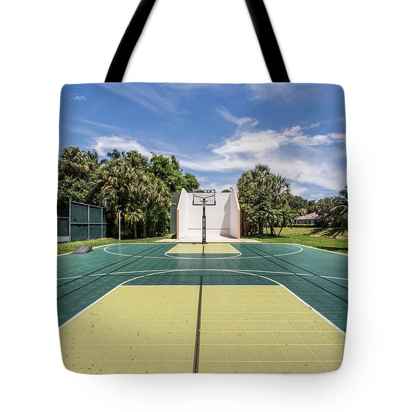 Recreation Tote Bag