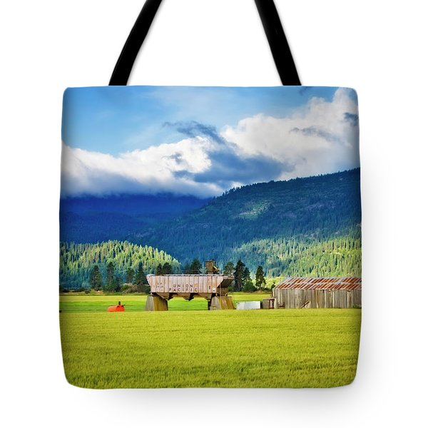 Tote Bag featuring the photograph Recycled by Albert Seger