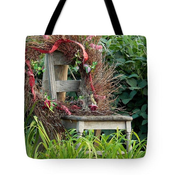 Recycled Welcome Tote Bag
