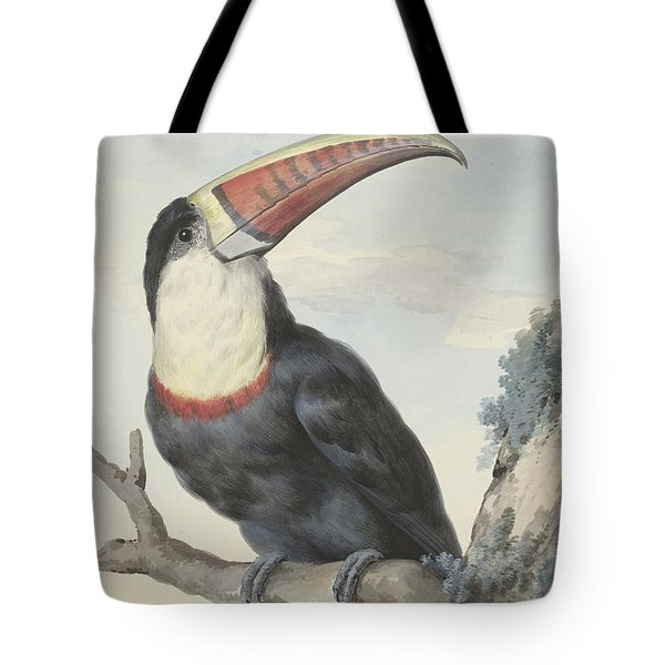 Red Billed Toucan, 1748  Tote Bag
