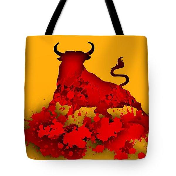 Red Bull.1 Tote Bag