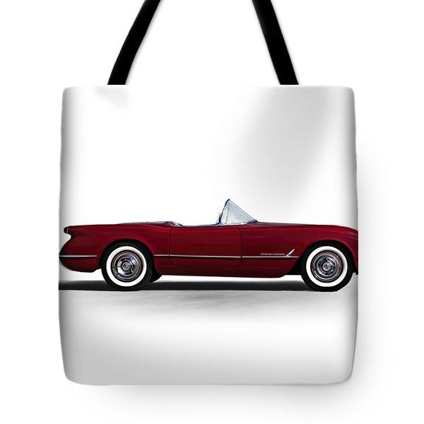 Red C1 Convertible Tote Bag