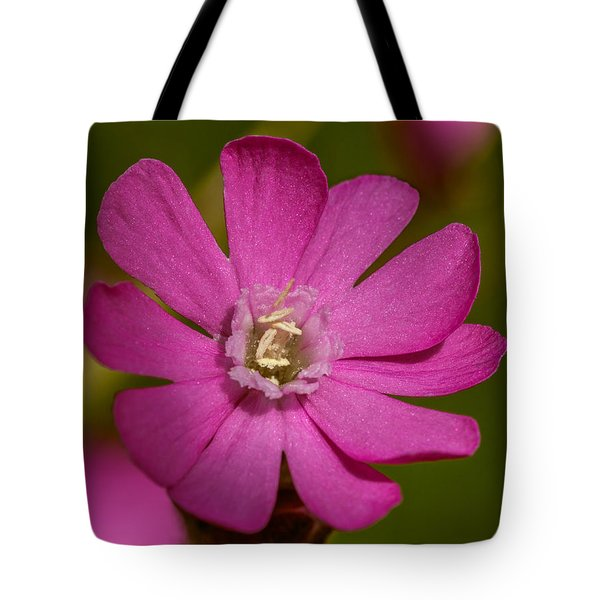 Red Campion Tote Bag