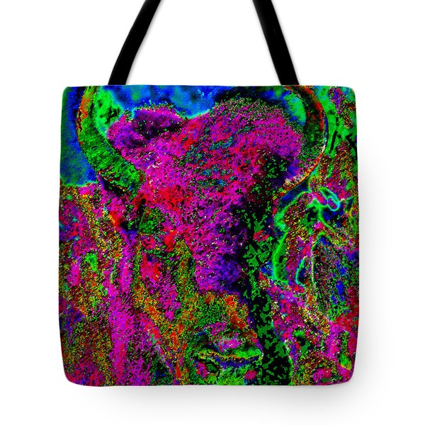 Red Clouds Great Vision Tote Bag by David Lee Thompson