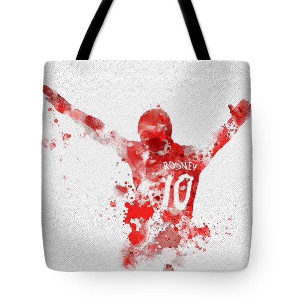 Red Devil Tote Bag