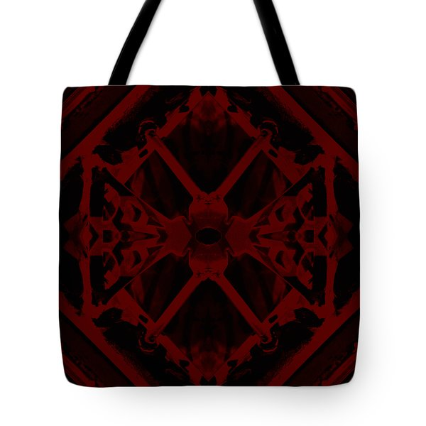 Red Dwarf Tote Bag