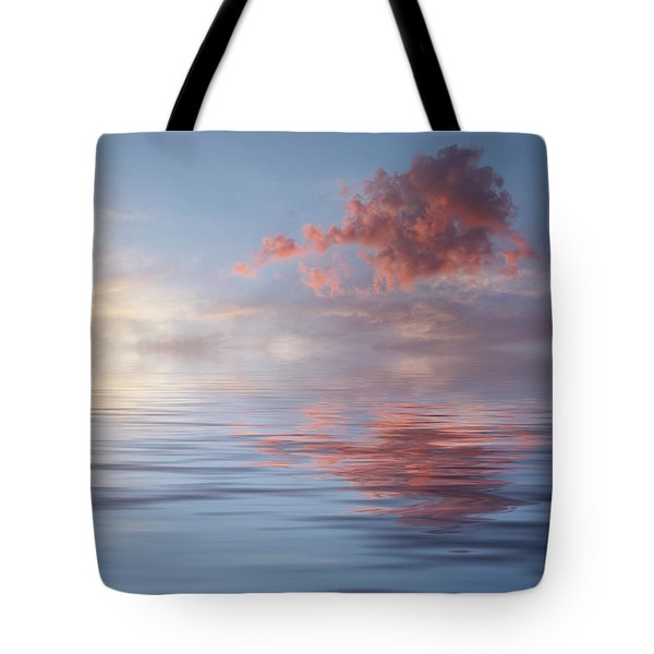 Red Emotion Tote Bag by Jerry McElroy
