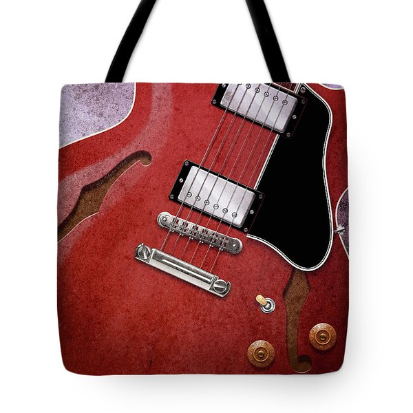 Red Es-335 Tote Bag