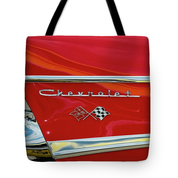 Tote Bag featuring the photograph Red Fin by Tim Gainey