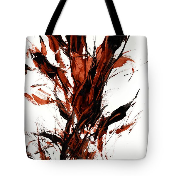 Red Flame 66.121410 Tote Bag