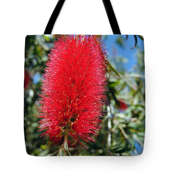 Callistemon - Bottle Brush 2 Tote Bag