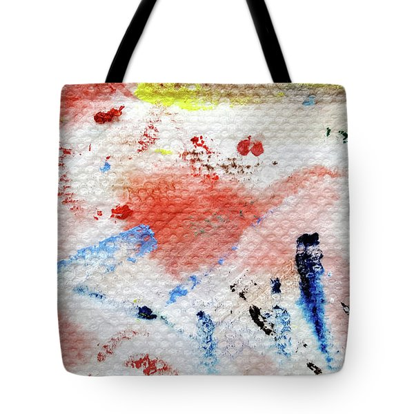 Red Glider Tote Bag