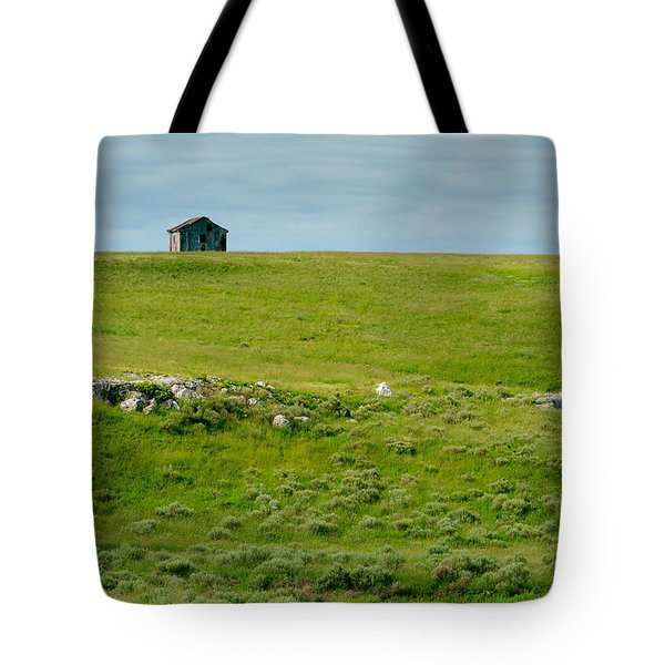 Red Hills Barn Tote Bag