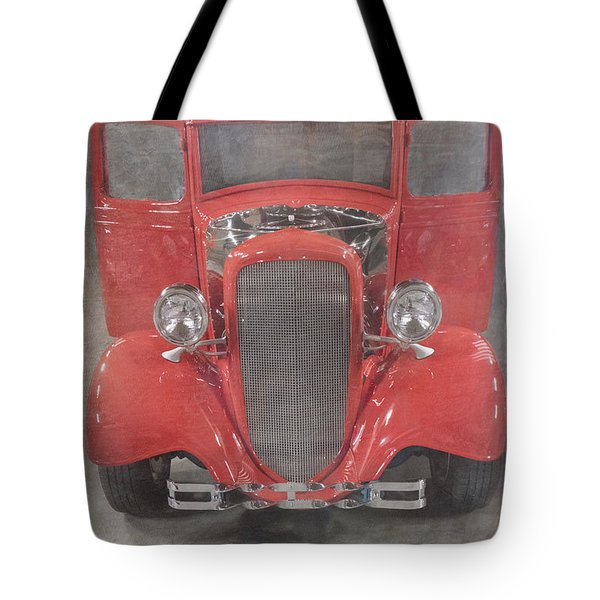 Red Hot Baby Tote Bag