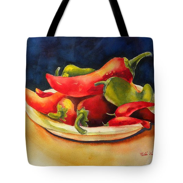 Red Hot Chile Peppers Tote Bag
