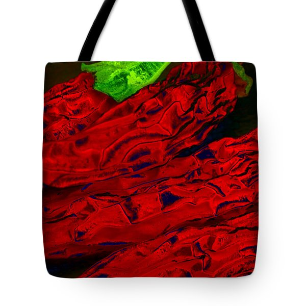 Red Hot Chili 2 Tote Bag