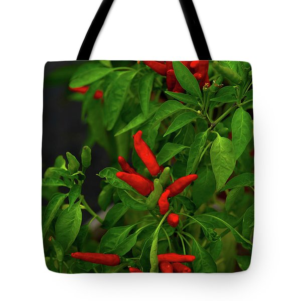 Red Hot Chili Peppers Tote Bag