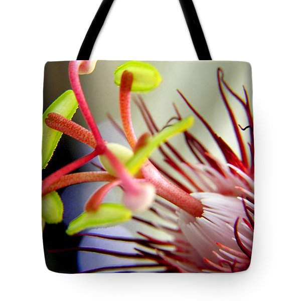 Red Hot Passion Tote Bag