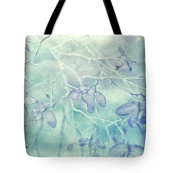 Tote Bag featuring the photograph Red Huckleberry Blues  by Connie Handscomb